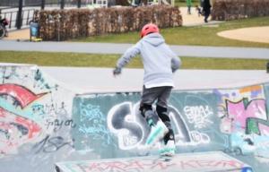 Inline Skates fahren – schwierige Entscheidungen treffen
